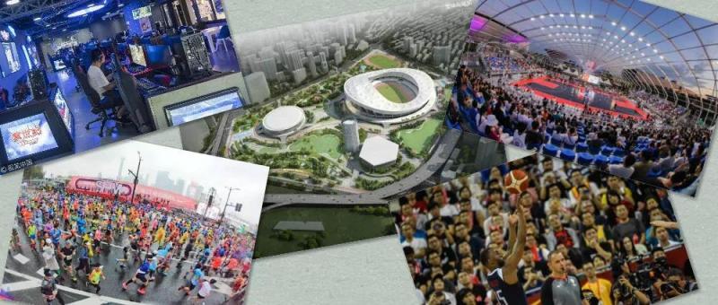 总产出149611亿元 上海体育产业交出靓丽成绩单