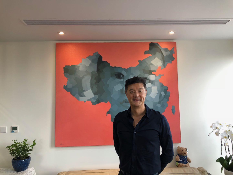 自称沪港人的他说,香港年轻人若多放眼内地市场,前途将无可限量|在