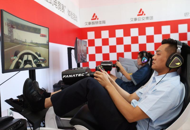 必威体育官网手机版_汉密尔顿曾被上海出租车司机的车技折服,现在