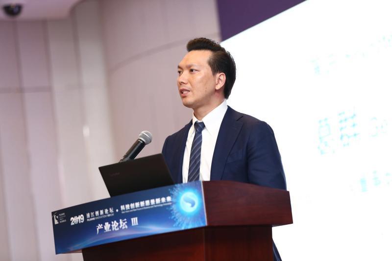 美国芯片企业副总裁在上海演讲: