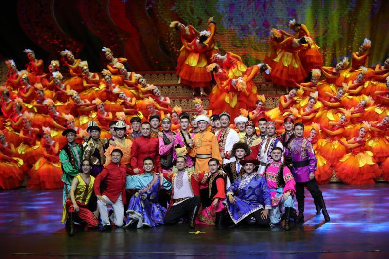 多彩艺术留下闪光记忆――第十二届中国艺术节亮点扫描