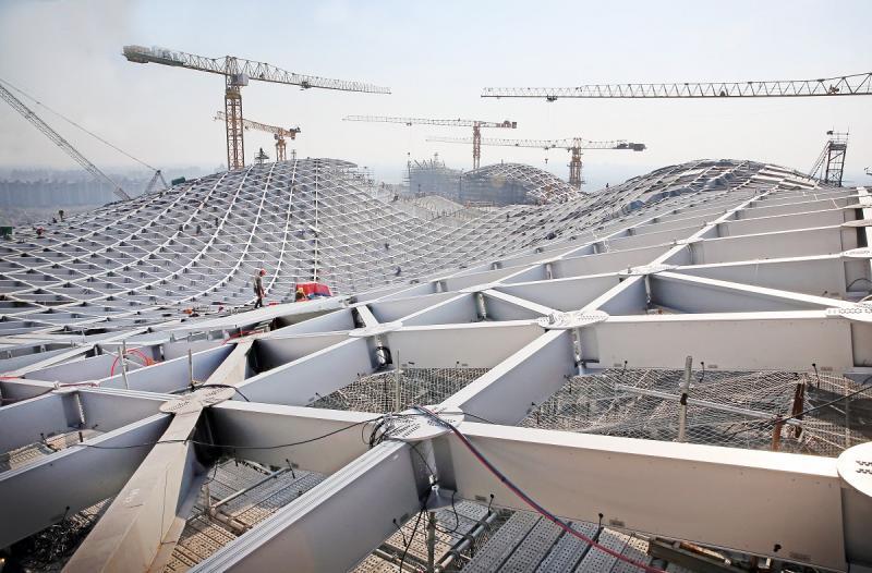 世界城市群大数据屏上,以上海松江为策源地的长三角G60科创走廊,为何聚成光带(图2)