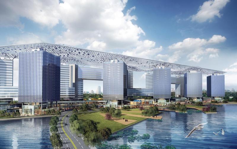 世界城市群大数据屏上,以上海松江为策源地的长三角G60科创走廊,为何聚成光带(图8)