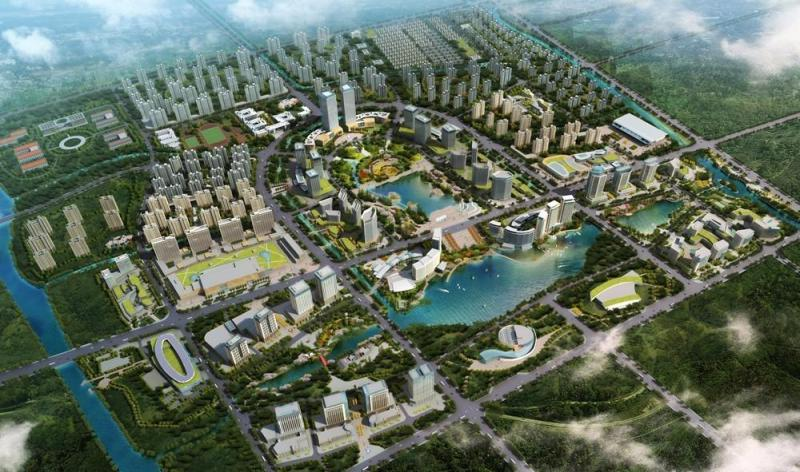 世界城市群大数据屏上,以上海松江为策源地的长三角G60科创走廊,为何聚成光带(图5)