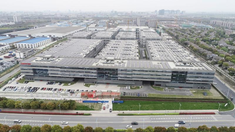 世界城市群大数据屏上,以上海松江为策源地的长三角G60科创走廊,为何聚成光带(图12)