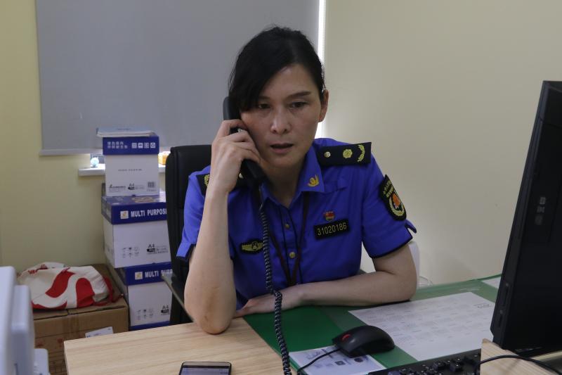 从中国女足主力后卫转型上海城管队员,高宏霞:我曾有过心理落差