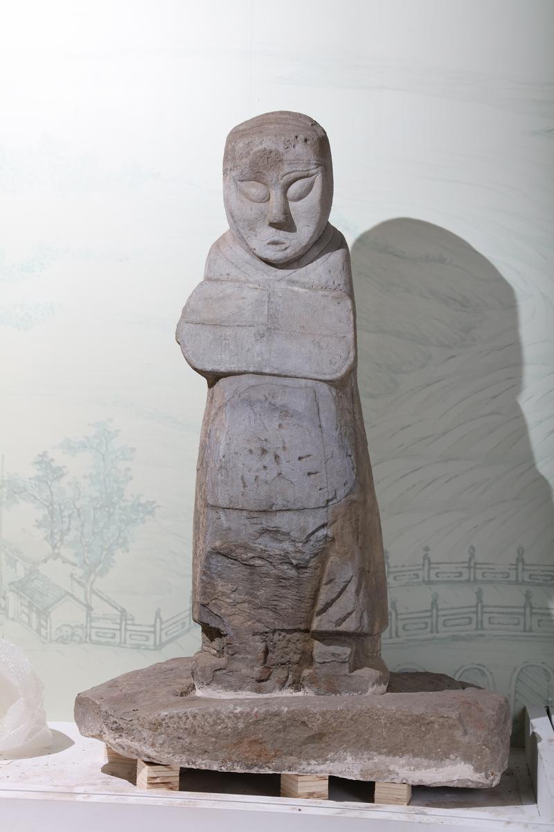 """永定河今日""""流入""""首都博物馆,224件代表文物亮相"""