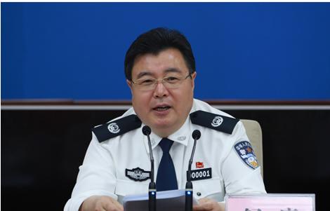 河南省副省长、公安厅厅长舒庆已到上海任职