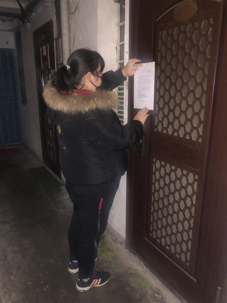 """这位武汉姑娘在上海街道当社工,她写下""""抗疫日记""""为一线加油鼓劲"""