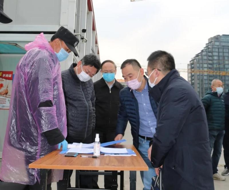 上海静安:复工政策是否真落地真见效?纪委监委压实监督责任