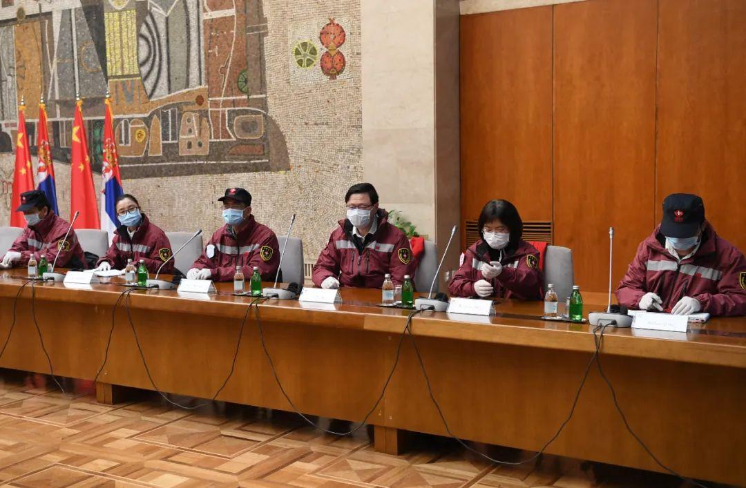 新华社|易访:独家日志|在塞尔维亚,中国专家受重视的不只是建议