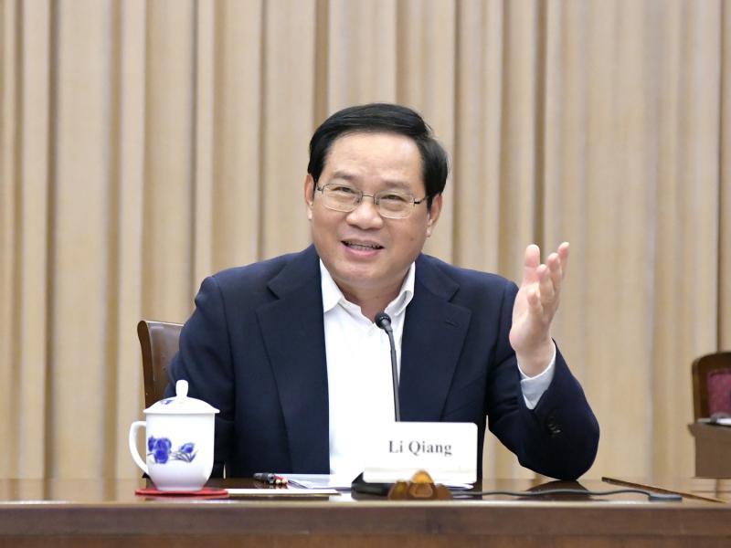"""上海市委书记李强与马斯克又聊开了,这场与特斯拉的""""云会见""""干货"""