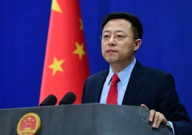 """赵立坚:""""从未要求谁抄中国的作业""""现在需要齐心协力共同抗役"""