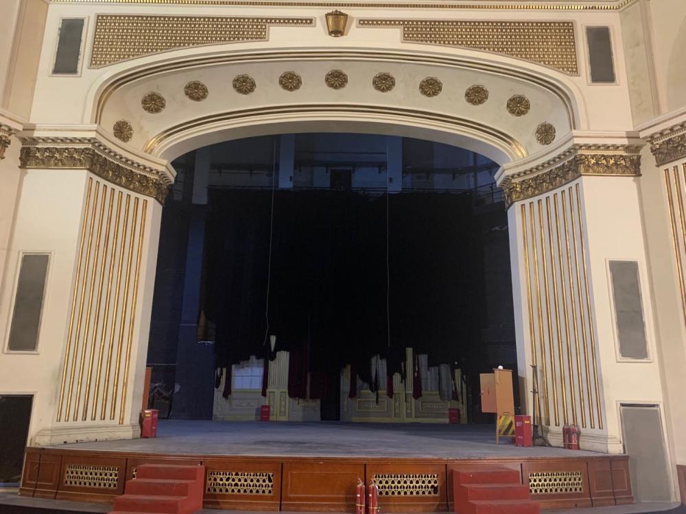 上海开埠至今仍在使用的历史最悠久的剧场,明天启动修缮