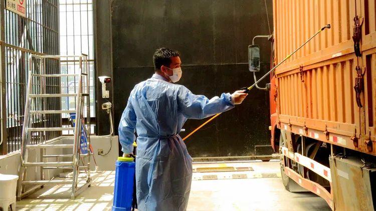 疫情反复,上海监狱系统如何加强防控?