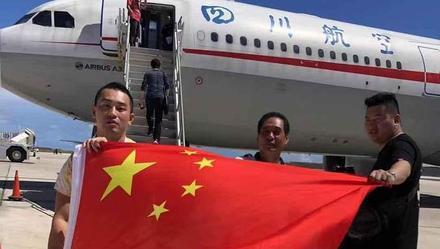 """中国游客滞留塞班称""""所谓战狼不存在"""",众网友的留言亮了"""