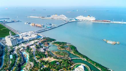 【新时代新作为新篇章】打造世界级邮轮总部基地,中船邮轮在上海宝山有大动作