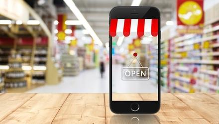 """区域零售商:""""门店+微信群+小程序""""模式"""
