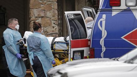 美医护人员感染在家死亡,十几小时后被发现,5岁孩子在旁