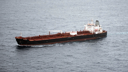 不甩美国制裁!提供燃料后,伊朗船只载满食物又驶向委内瑞拉