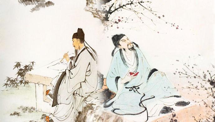 唐代诗人王维的诗_【文史】李白和王维为何不互粉--上观