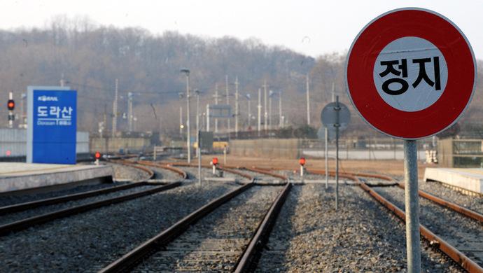 韩朝10年后再商铁路合作,未来有望连接平壤与欧洲