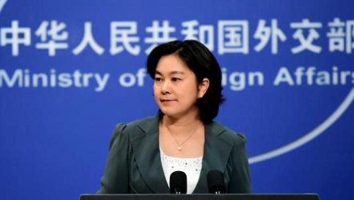 国防部回应美舰过航台湾海峡:要求美慎重处理涉台问题