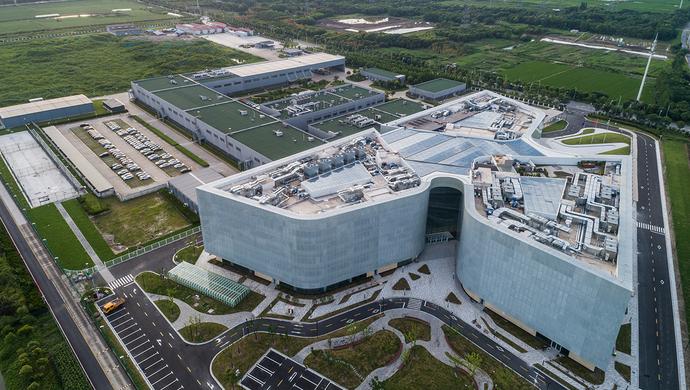 """沃尔沃在瑞典之外最大的总部大楼在沪竣工,嘉定""""代建厂房""""服务让企业省心省力"""
