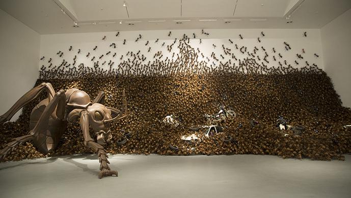 """当蚂蚁被放大n倍,这样的""""蚂蚁军团""""猎奇小说排行能撼动你吗?"""">当蚂蚁被放大n倍,这样的""""蚂蚁军团""""能撼动你吗?"""