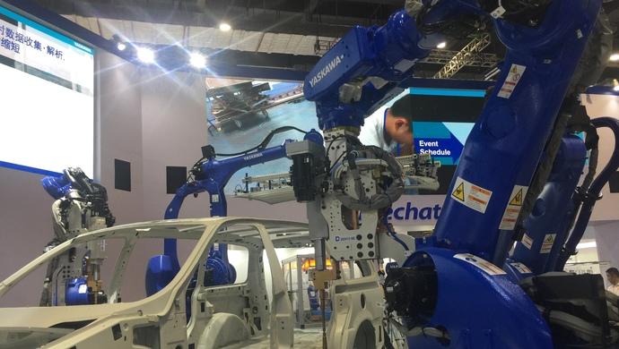 工博会抢先看!中外机器人同台竞技,未来智能工厂超乎想象……