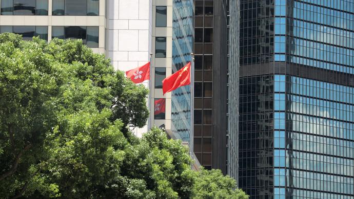 """环球网 曾鼓动美英制裁香港的""""乱港""""代言人,退出""""港独""""团体"""