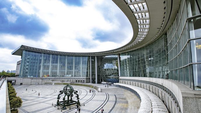 上海科技馆、自然博物馆开放影院,恢复团队接待