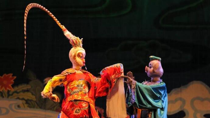 20国同龄人作品,40年经典木偶剧……暑假让孩子们的想象力放飞