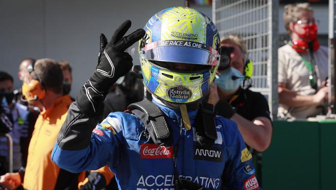 富二代F1后浪初登领奖台,竟然还是因为电竞玩得好?