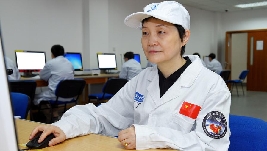上海航天女总师范季夏的梦想与遗憾: