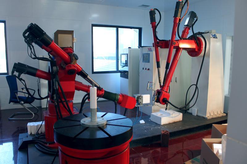 智能机器人现身建筑工地!力大无穷或24小时不休息,能否以一当五?