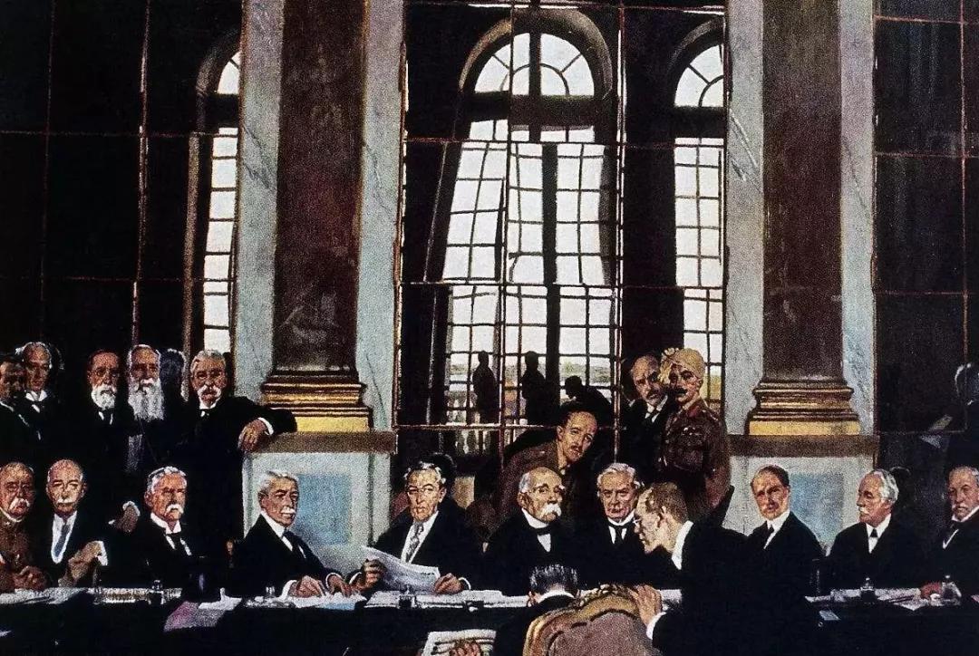 回首一战百年,《凡尔赛条约》为何没有中国签
