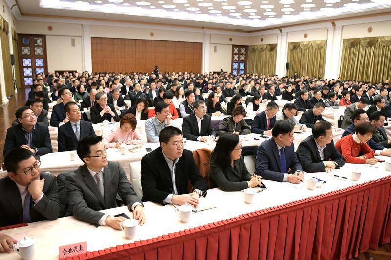 春节后上海首个全市大会释放优化营商环境强烈信号,李强书记作部署