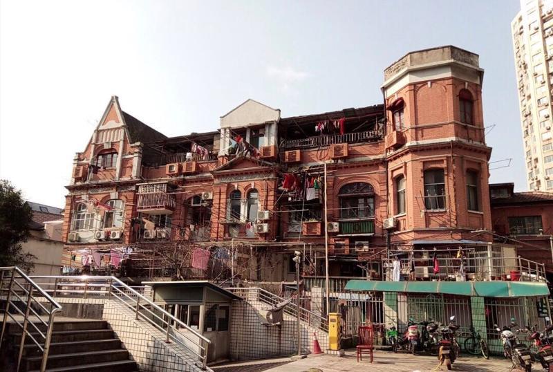 上海北京西路上这栋百年名宅的三任主人