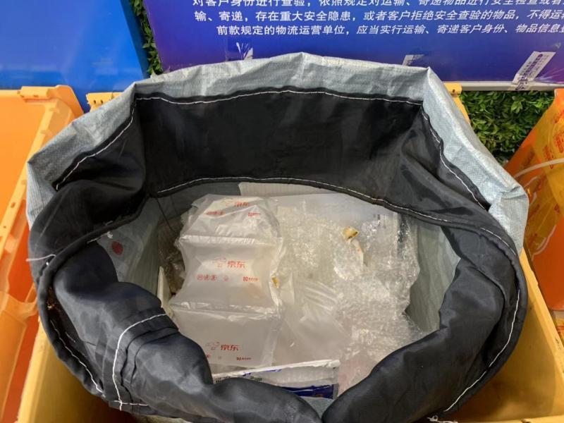 """快递包装回收再利用:一个关于""""最后100米""""的""""新时尚""""-快递新闻网"""